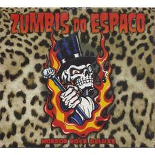 Zumbis do Espaço - Horror Rock Deluxe DIGI Braz Horror Punk Misfits RARE!