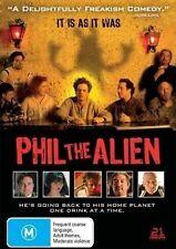 Phil The Alien (DVD, 2007)