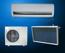Solar Thermal Hybrid DC INVERTER Air Conditioner Heat Pump - 12000 BTU