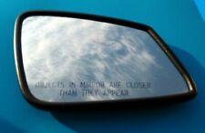 RIGHT OEM BMW 1/2/3/4/i3 F20/F22/F30/F34 Auto DIM HEATED MIRROR GLASS USA TYPE d