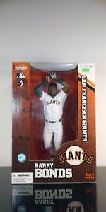 Barry Bonds 12 Inch Figure San Francisco Giants McFarlane Toys MLB