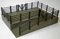 Ancorton 95839 OO Gauge Cattle Dock Kit