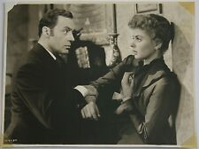 "1944 Gaslight Ingrid Bergman Charles Boyer 8 x 10"" Photo Original Movie"