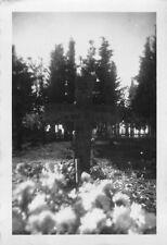 deutscher Heldenfriedhof 1946 Gefangenschaft bei Castera Italien