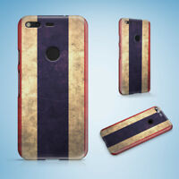THAILAND COUNTRY FLAG HARD CASE COVER FOR GOOGLE PIXEL/XL/2/2 XL 3