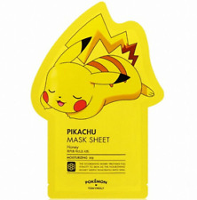 [Tony Moly] Pokemon Pikachu Mask Sheet 21g x 1 pcs Korea-Beauty