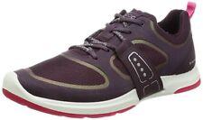 ECCO Women's Biom Amrap Tie Fashion Sneaker 39 EU/8-8.5 M US Mauve/Mauve/Beetroo