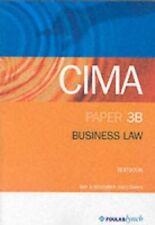 Very Good, CIMA Textbook: Paper 3b (CIMA Textbook: Foundation Level), , Book
