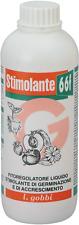 GOBBI - STIMOLANTE 66F - FITOREGOLATORI STIMOLANTI (NAA 0,01%) - FLACONE 1000 ML