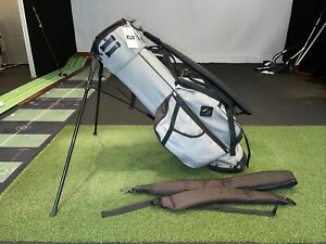 Jones Golf Bags Utility Trouper Stand Bag - Stone