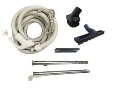 "Electric Central Vacuum 35"" Pigtail Hose & Attachment Vac Kit for Beam, Nutone"