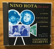 Nino Rota Film Music CD EMI Classics, Gianluigi Gelmetti
