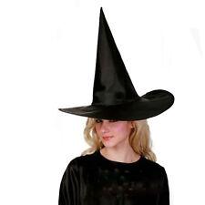 Hexenhut Schwarz Hexen Hut Damen Hexen Hut Kostüm Halloween/