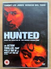 The Hunted Dvd 2003 Action Movie Thriller Spanish with Tommy Lee Jones