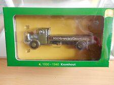 """Lion Toys Kromhout """"NV Heybroeks Groothandel"""" in Green/Brown on 1:50 in Box"""