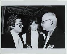 George Christy (Reporter), Ali Mac Graw ORIGINAL PHOTO HOLLYWOOD Candid