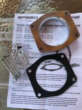Throttle Body Spacer 07 to 11 GM 4.8L 5.3L 6.2L Silverado 1500,Tahoe V8 Escalade