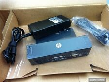HP 230W Docking Station VB043AA für EliteBook 8440p, 8460p, 8540p, 8540w, 8560w