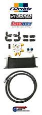 Conceptua Oil Cooler Kit Mocal Greddy Speedflow - For R32 GTR Skyline RB26DETT