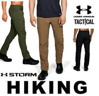 MEN'S UNDER ARMOUR TACTICAL PANTS ENDURO ADAPT PAYLOAD CARGO UTILITY STYLE STORM