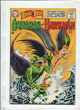 The Brave And Bold Present Aquaman & Hawkman #51 (4.0)1963/1964