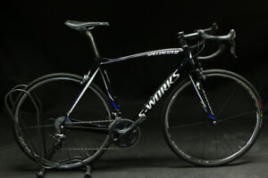 2013 Specialized S Works Tarmac SL4 56cm Team Saxo Bank Dura Ace Preowned