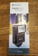 Digital Concepts Digital Slave Flash With Bracket For DSLR Nikon Canon Panasonic