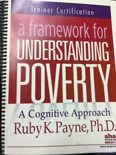 Trainer Certification: Framework For Understanding Poverty A Cognitive Approach