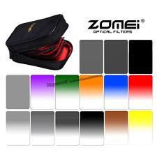 Full+ND16 100mm nd248 gradual filtros&16 slots caso Kit Set para Cokin z pro Lee