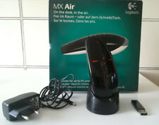 LOGITECH Cordless MX Air Rechargeable LASER MOUSE NERO USB