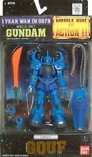 Gundam MSIA MS-07 Gouf Action Figure
