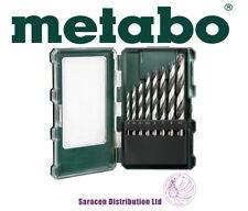 METABO WOOD DRILL BIT SET IN STORAGE CASE, 8 PIECES, 626705000, BRADPOINT