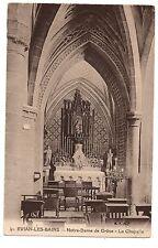 CPA 74 - EVIAN LES BAINS (Haute Savoie) - 41. Notre Dame de Grâce. La Chapelle