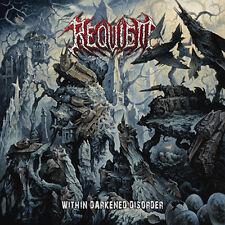 REQUIEM Within Darkened Disorder CD ( o262 )