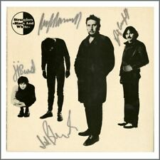 More details for the stranglers signed black and white liberty/emi lp (uk)