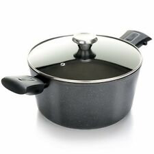 Home Icon Casserole Pan Non-Stick with Removable Handles Induction + Gas  9.5L