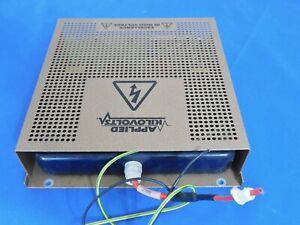 BRUKER APPLIED KILOVOLTS HP30R 3O KILOVOLT HIGH VOLTAGE POWER SUPPLY