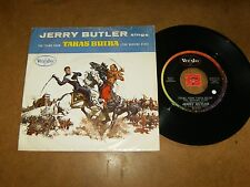 JERRY BUTLER - THE WISHING STAR - YOU GO RIGHT THROUGH ME / LISTEN - POPCORN