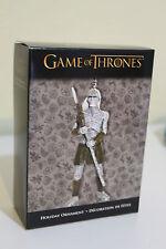 Game Of Thrones White Walker Christmas Tree Ornament NEW in Box Kurt Adler