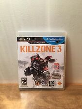 Killzone 3 (Sony PlayStation 3, 2011) PS3 Complete