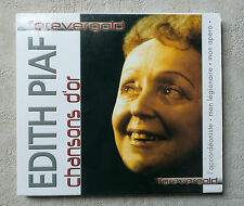 "CD AUDIO FR / EDITH PIAF CHANSON D'OR ""FOREVERGOLD"" CD COMPILATION 2005 17T"