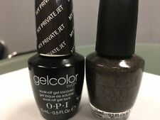 OPI GELCOLOR+ MATCHING GEL POLISH MY PRIVATE JET