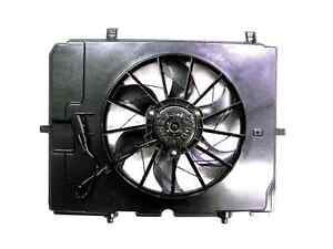 99 to 03 Mercedes Benz E320 Radiator Cooling AC Fan Assembly May Also Fit others