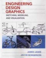 Engineering Design Graphics: Sketching, Modeling, and Visualization-ExLibrary