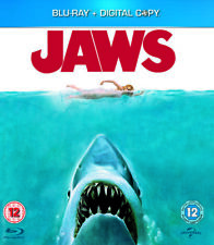 Jaws Blu-Ray | New & Sealed