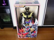 SR-01 Mazinger Black Ver Jumbo Marmit 1999 Shape of Dream Robot no getter lieger