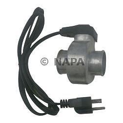 "Engine Heater NAPA 14600 (new number 16600) - 600 watt heater fits 1 1/2"" hose"
