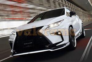 "Front lip ""Artisan"" for Lexus RX350 RX450 F-Sport (2016-2018)"