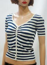 Cue Short Sleeve Striped Tops for Women