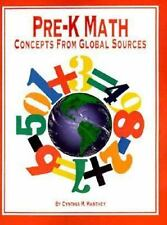 Pre-K Math: Concepts from Global Sources-ExLibrary